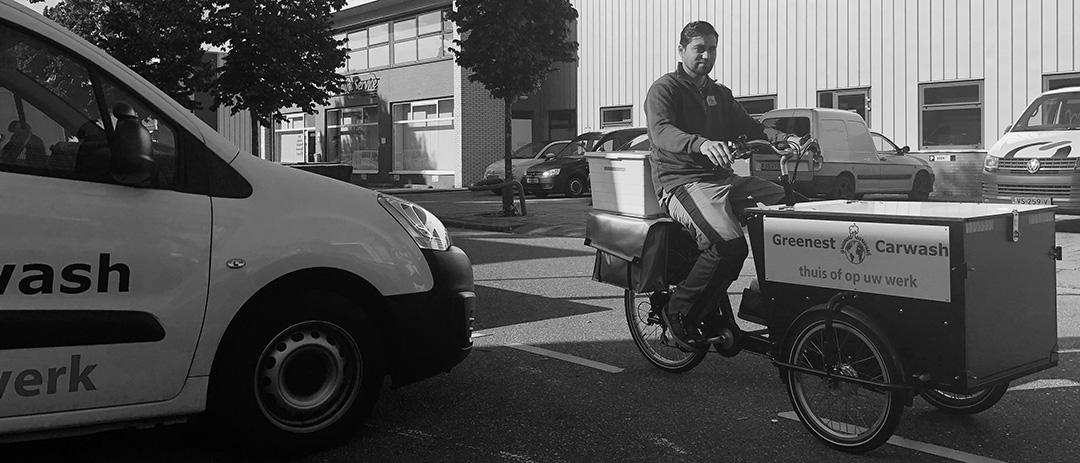 Greenest Cargo Bike Rotterdam